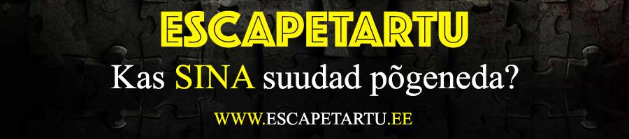 EscapeTartu - Põgenemistoad