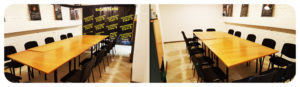 Firmaüritus EscapeTartu - seminariruum